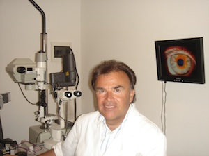 Laser Glaucoma Orione-SLT