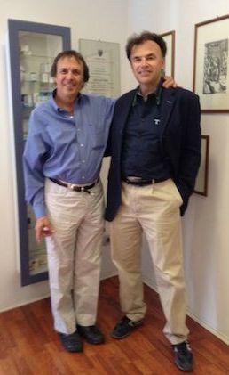 Scott Geller e Carlo Orione