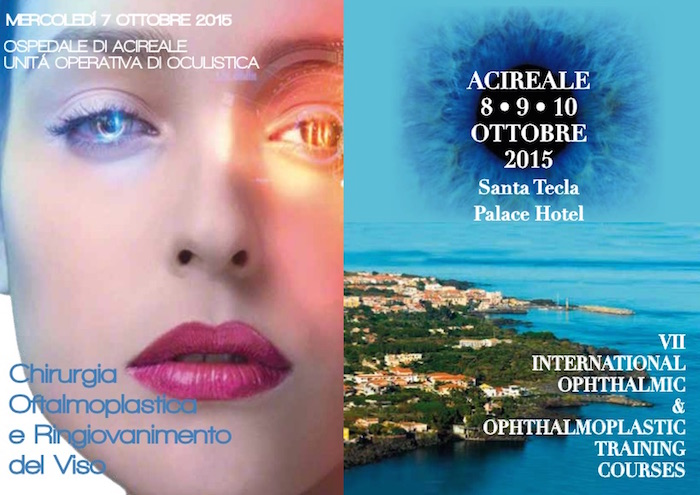 08.2015 | VII International Opthtalmic & Opthalmolplastic Training Courses