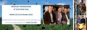 OPEN DAY MIODESOPSIE (12/13/14 Ottobre 2015)
