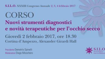 Feb 2017 | Nuovi strumenti diagnostici e novità terapeutiche per l'occhio secco