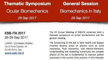Set 2017 | ESB-ITA – VII Annual Meeting